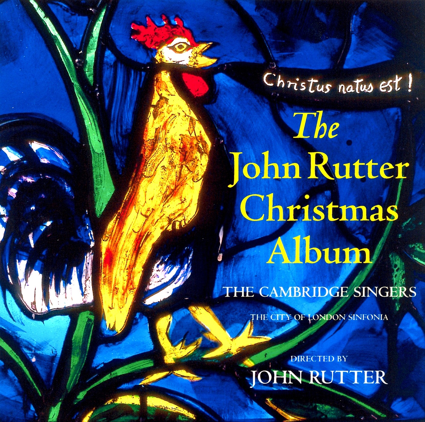 John Rutter , Cambridge Singers, The , City Of London Sinfonia - The Choral Collection