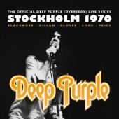 The Official Deep Purple (Overseas) [Live Series: Stockholm 1970] - Deep Purple