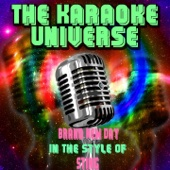 Brand New Day (Karaoke Version) [In the Style of Sting]
