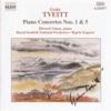 Tveitt: Piano Concertos Nos. 1 and 5