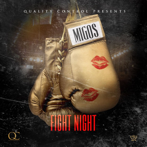 Fight Night - Single Migos CD cover