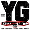 Snitches Ain't (Remix) [feat. Tyga, Snoop Dogg, 2 Chainz & French Montana] - Single