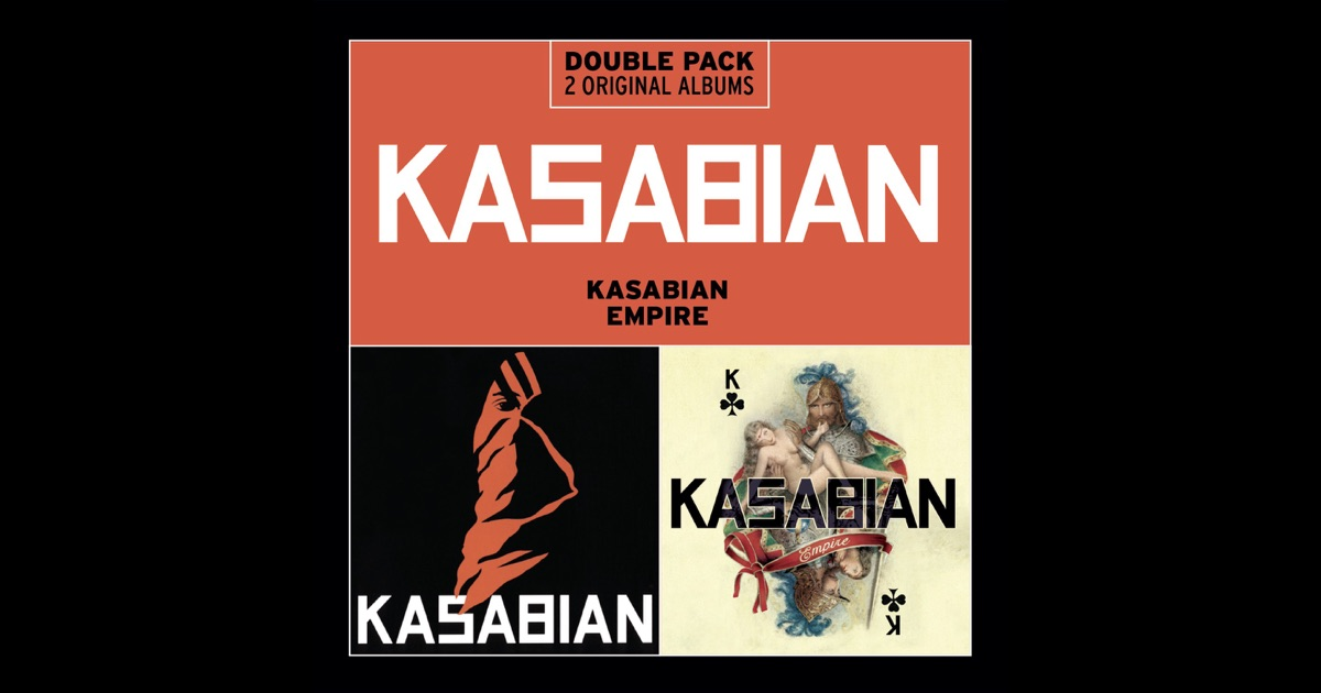 Kasabian adlı sanatçının kasabian/empire albümü apple music 2019te
