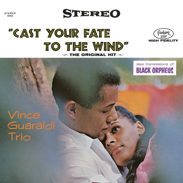 Jazz Impressions of Black Orpheus Original Jazz Classics Remasters Vince Guaraldi Trio CD cover
