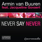 Never Say Never (feat. Jacqueline Govaert) - EP