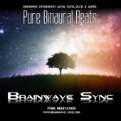 Pure Binaural Beats - Alpha, Theta, Gamma and Delta Brainwave Entrainment - Music for Meditation