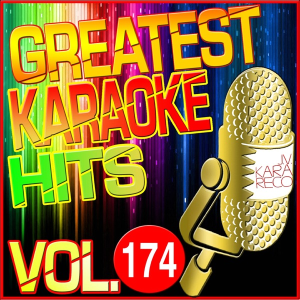 Greatest Karaoke Hits Vol 174 Karaoke Version Albert 2 Stone CD cover