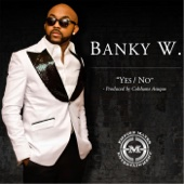 Banky W. - Yes/No artwork