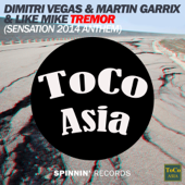 Tremor (Sensation 2014 Anthem)