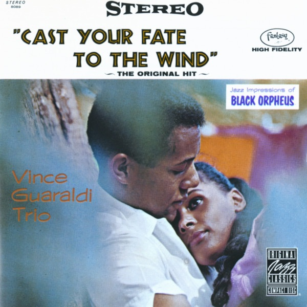 Jazz Impressions of Black Orpheus Remastered Vince Guaraldi Trio CD cover