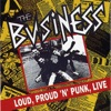 Loud, Proud 'N' Punk (Live) ジャケット写真