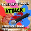 Backing Track Attack - 10 Professional Backing Tracks, Vol. 11