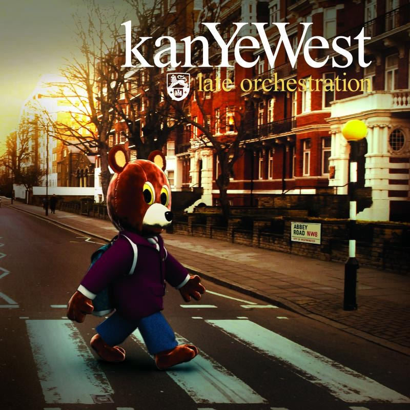 Kanye West - Late Orchestration - Live at Abbey Road Studios Cover