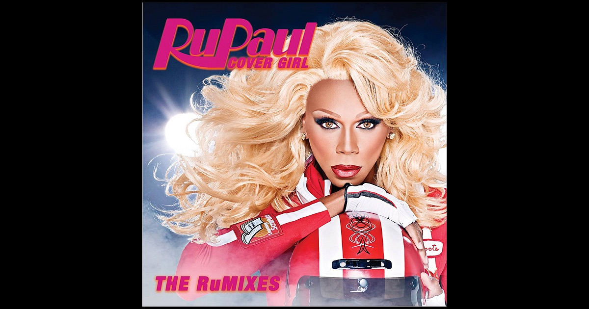 RuPaul - Cover Girl feat Bebe, Nina &