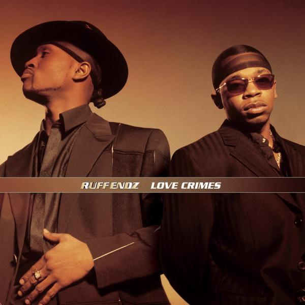 Love Crimes Ruff Endz CD cover