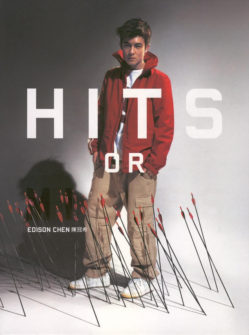 陈冠希 - Hits or Misses
