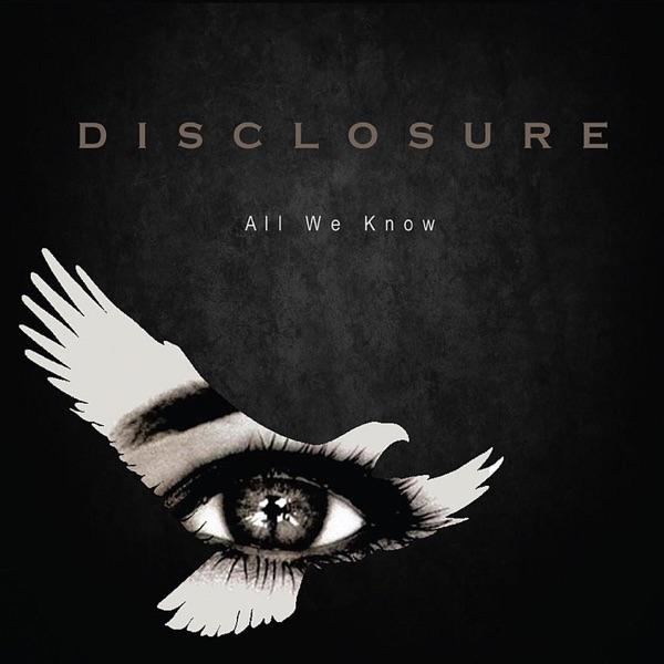 all we know ep album cover by disclosure