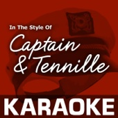 Karaoke in the Style of Captain & Tennille - EP