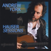 Hauser Sessions by Andrew York for the Classical guitar