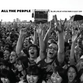 All the People (Live At Hyde Park 03/07/2009) cover art