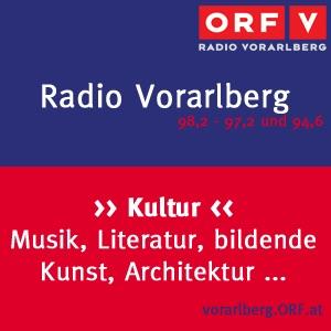Radio Vorarlberg Kulturmagazin