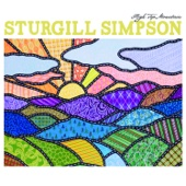 Sturgill Simpson - High Top Mountain  artwork