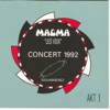 Les voix - Concert 1992 (Live) - EP ジャケット写真