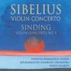 Sibelius: Violin Concerto in D Minor - Sinding: Violin Concerto No. 1