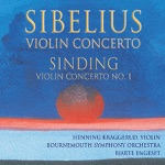 Sibelius: Violin Concerto in D Minor - Sinding: Violin Concerto No. 1