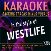 Uptown Girl (Karaoke Backing Track in the style of Westlife ) [Karaoke Backing Track]