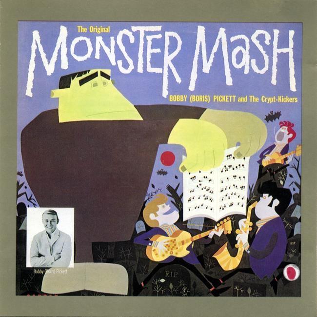 """Bobby """"Boris"""" Pickett & The Crypt-Kickers - Monster Mash,music,Monster Mash,Bobby """"Boris"""" Pickett & The Crypt-Kickers"""
