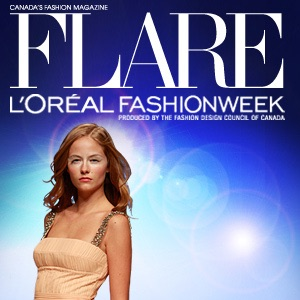 Flare.com L'Oréal Fashionweek 2008