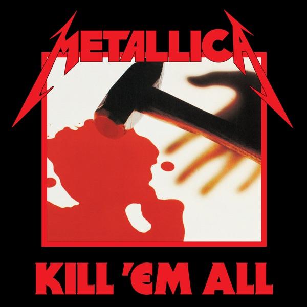 kill 39 em all album cover by metallica. Black Bedroom Furniture Sets. Home Design Ideas