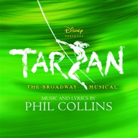 Tarzan: The Broadway Musical (Sountrack from the Musical & Cast Recording) - Josh Strickland