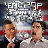 Barack Obama vs Mitt Romney - Single cover art