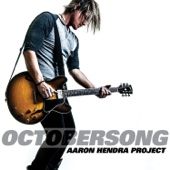 Octobersong - Aaron Hendra Project Cover Art