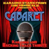 Don't Tell Mama (From Cabaret Karaoke Tribute)