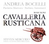 Mascagni: Cavalleria Rusticana, Andrea Bocelli, Catania Chorus of the Teatro Massimo