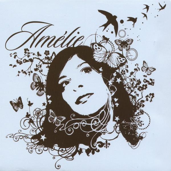 Amélie Amélie Lefebvre CD cover