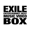 EXILE ENTERTAINMENT BEST MUSIC VIDEO BOX ジャケット写真