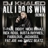 All I Do Is Win (Remix) [feat. T-Pain, Diddy, Nicki Minaj, Rick Ross, Busta Rhymes, Fabolous, Jadakiss, Fat Joe, Swizz Beatz] - Single, DJ Khaled