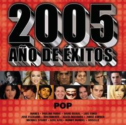 View album 2005 Año de Exitos Pop