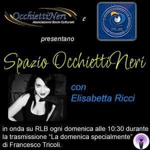Spazio OcchiettiNeri di Elisabetta Ricci su RLB
