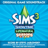 The Sims 3: Showtime, Supernatural and Seasons (Original Game Soundtrack) cover art