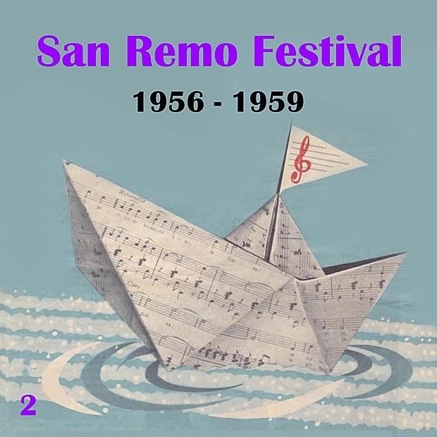 The italian song san remo festival volume 2 1956 - Franca raimondi aprite le finestre ...