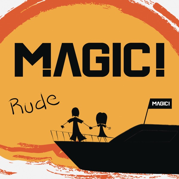 Cover art for Rude
