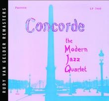 Concorde (RVG Remaster), The Modern Jazz Quartet