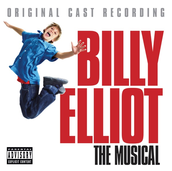 Billy Elliot - The Musical Original Cast Recording Billy Elliot  Elton John CD cover