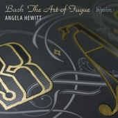 Angela Hewitt - Bach: The Art of Fugue  artwork