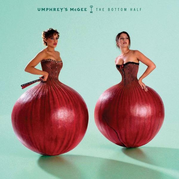 The Bottom Half Umphreys McGee CD cover